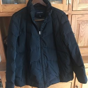 LANDS' END DOWN/FEATHER XL JACKET IN GREAT SHAPE